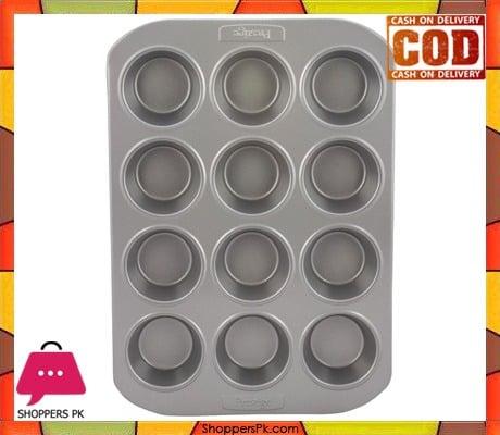 Prestige 12 Cup Deep Muffin Tin