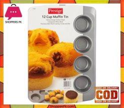 Prestige 12 Cup Muffins Pan Design