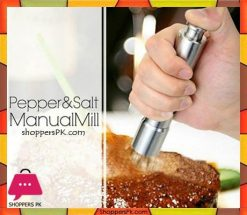 Pump-Grind-Pepper-Mill