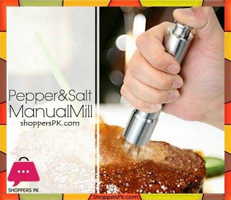 Pump-Grind-Pepper-Mill