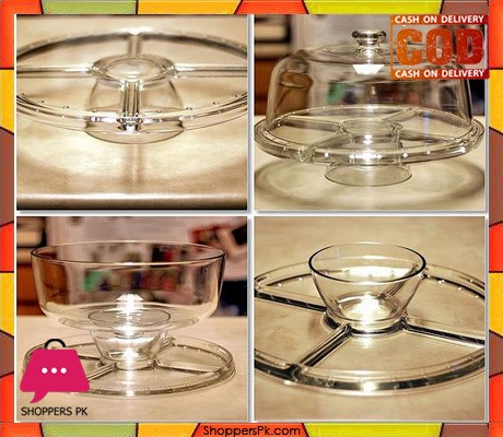 6 in 1 Cake Stand