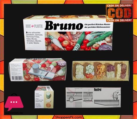 Bruno Vegetable Slicer
