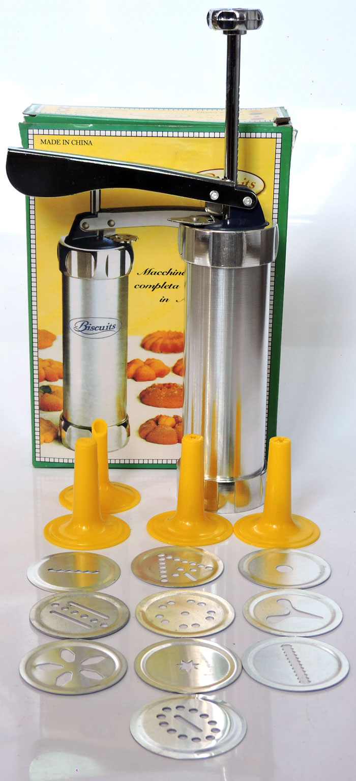 Buy Cookie Press 10 Cutters Set In Pakistan At Best Price