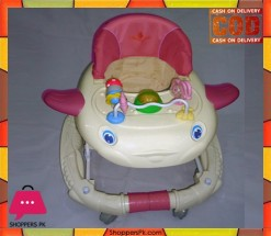 Fish Baby Walker 2 in 1