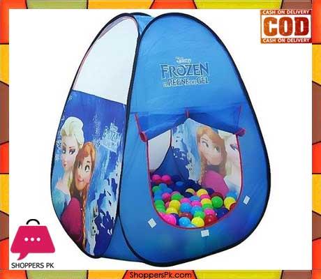 Frozen Ball House 50 Balls
