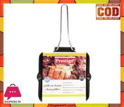 Grill Pan Prestige Cast Iron 24cm