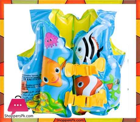 INTEX-Fun-Fish-Child-Swim-Vest-Inflatable-Kids-Life-Jacket,-Age-3-5-Price-in-Pakistan