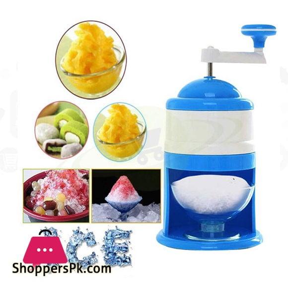Ice Shaver Snow Cone Gola Ganda Machine