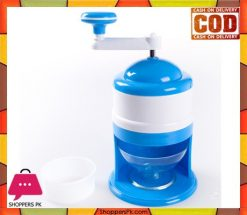 Ice Shaver Snow Cone Machine
