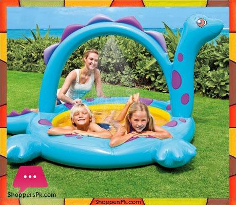 Intex-Dino-Spray-Pool,-90-X-65-X-46-Ages-2+-Price-in-Pakistan