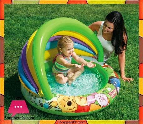Intex-Disney's-Winnie-the-Pooh-Baby-Pool,-40-x-27-Age-1-3-Price-in-Pakistan