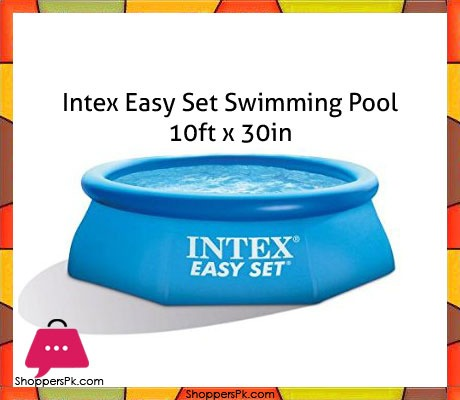 Buy Intex Easy Set Swimming Pool 10ft X 30in 28120 At Best Price In Pakistan