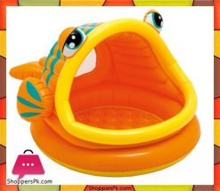 Intex-Lazy-Fish-Inflatable-Baby-Pool,-49-X-43-X-28-Ages-1-3-Price-in-Pakistan
