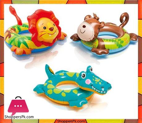 Intex-Monkey-Big-Animal-Inflatable-Swim-Ring,-26-x-22-Age-3-6-Price-in-Pakistan