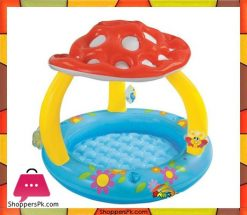 Intex Mushroom Inflatable Baby Pool, 40 X 35, for Ages 1-3 Price in Pakistan