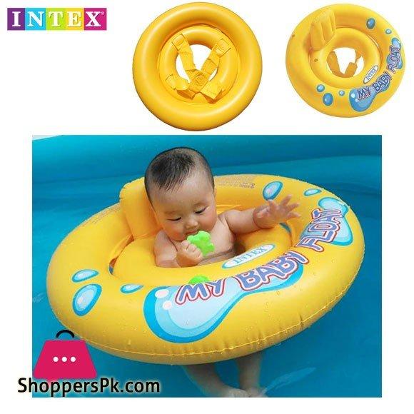 Intex My Baby Float - Age 1-2 - 59574