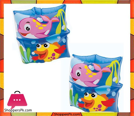 Intex-Recreation-Fish-Print-Swim-Arm-Bands-7.5-x-7.5-Price-in-Pakistan