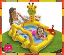 Intex-Smiley-Giraffe-Inflatable-Baby-Pool,-44-X-36-X-28-Ages-1-3-Price-in-Pakistan