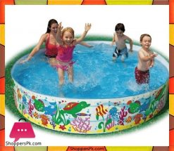 Intex-Snap-set-Coral-Reef-Pool,-8-Feet-x-18-Inch,-For-Age-3+-Price-in-Pakistan