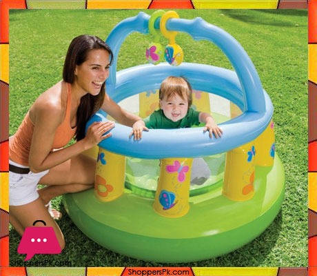 Intex-Soft-Sides-my-First-Gym-Play-Centre-Age-9-18-Months-Garden-Indoor-Use-48474-in-Pakistan