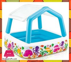 Intex-Sun-Shade-Inflatable-Pool,-62-X-62-X-48-Ages-2+-Price-in-Pakistan