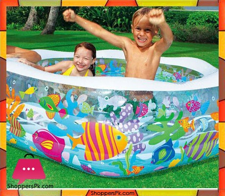 Intex-Swim-Center-Ocean-Reef-Inflatable-Pool,-75--X-70--X-24-Ages-6+-Price-in-Pakistan