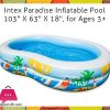 Intex-Swim-Center-Paradise-Inflatable-Pool,-103--X-63--X-18-Ages-3+-Price-in-Pakistan