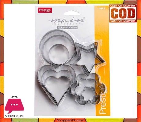 Prestige-12-Pc-Biscuit-Cutters