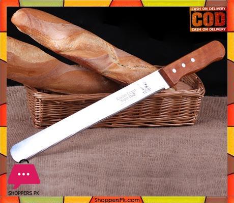 Serrated Baking Knife