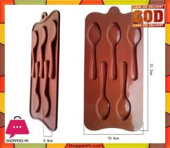 Silicone Spoon Chocolate Mould
