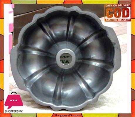 Tube Cake Pan Non Stick Tin