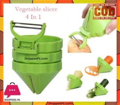 Vegetable slicer 4 in 1