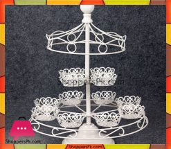 Carousel-Cupcake-Stand-12-counts,-Dessert-Stand-Holder-in-Pakistan