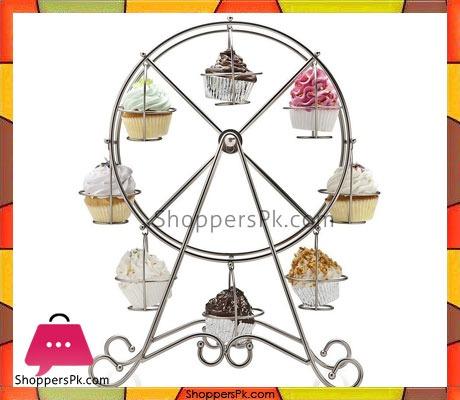 Stylish-Wheel-Cupcake-Server-in-Pakistan