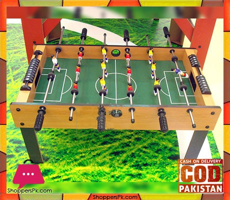 6 Handle Soccer Table   HG 234 Price