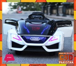 AUDI R9 Cosmo Childern Electric Car - M2396 - Price in Pakistan