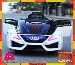 AUDI R9 Cosmo Childern Electric Car - M2396 - Price in Pakistan