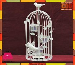 Bird Cage Candle HolderPrice in Pakistan