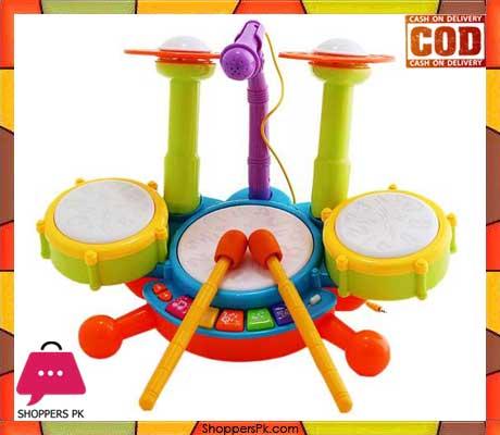 Drum-Set CY-6002B
