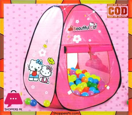 Hello Kitty Play Tent