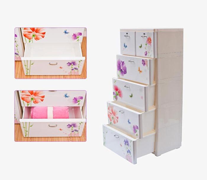 Kids Cloths Storage Cabinet 5 Layer Price in Pakistan