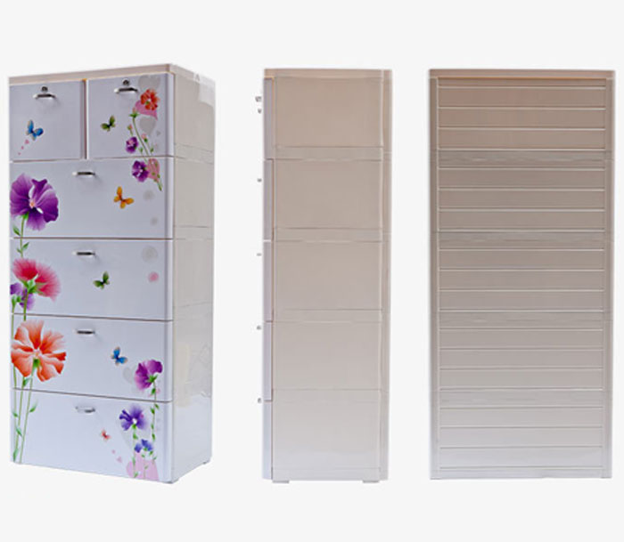 Kids Cloths Storage Cabinet 5 Layer Price in Pakistan - Shoppers Pakistan
