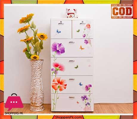 Buy Kids Cloths Storage Cabinet 5 Layer Price In Pakistan