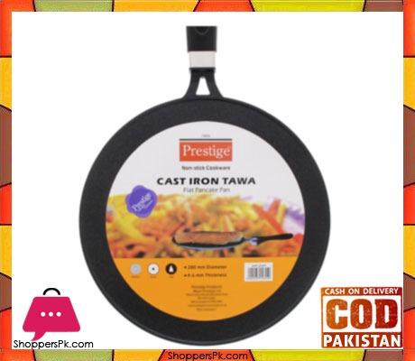 Prestige Cast Iron Tawa 28 cm Price in Pakistan