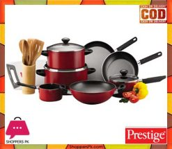 Prestige Classique Non-stick Cookware Set of 16 Piece Price in Pakistan