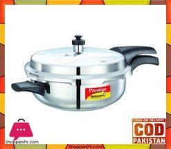 Prestige Deluxe Plus Aluminium Pressure Cooker 6 Liters