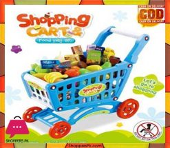 Shopping Cart & Food Play
