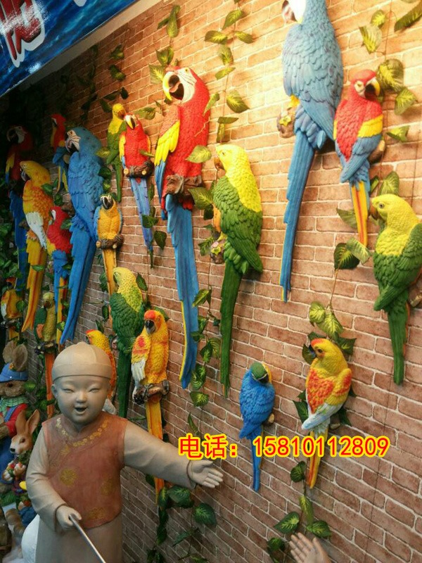 Wall-Hanging-Real-Like-Macaw-Parrot-Price-in-Pakistan-3
