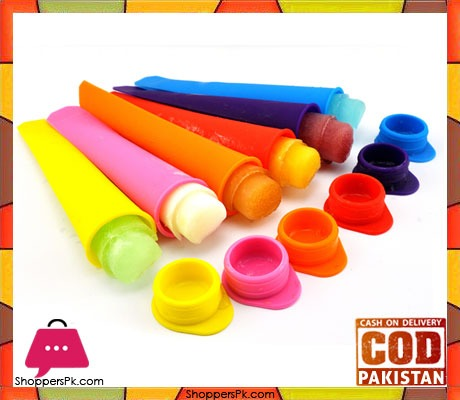 Colored-Silicone-Ice-Lolly-Maker-Set-of-6-Pcs-in-Pakistan