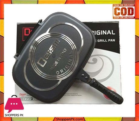 Double Side Grill Pan Dessini - 40CM